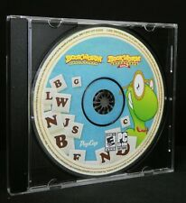Bookworm Adventures 1 AND 2 PC Games on NEW CD (Only)
