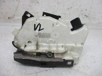 Door Lock Front Left Rhd Right - Hand Drive Skoda Superb (3T4) 2.0 Tdi 16V
