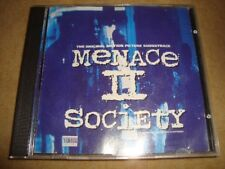MENACE II SOCIETY Soundtrack SPICE 1 MC EIHT ANT BANKS TOO SHORT LENCH MOB UGK