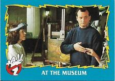 1989 Topps Ghostbusters 2 #46 At The Museum > Peter Venkman > Dana > Bill Murray