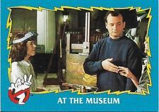 1989 Topps Ghostbusters 2 #46 At The Museum   Peter Venkman   Dana   Bill Murray
