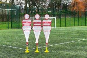 Precision Football Pop Up Mannequin Set Training