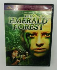 The Emerald Forest (DVD, 2001, Contemporary Classics) Used