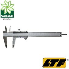 LTF calibro a corsoio 100 0,05 mm ventesimale in acciaio inossidabile vernier