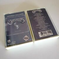 The Carpenters - 2 Cassette Set - Yesterday Once More