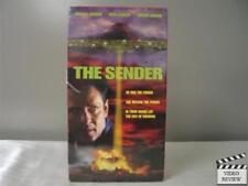 The Sender VHS Michael Madsen, Dyan Cannon, Robert Vaughn, R. Lee Ermy; Pepin