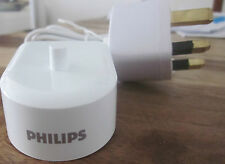 Genuine Philips Sonicare AirFloss charger with 3 Pin UK adapter +1 Year warranty