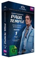 Paul Temple - Staffel 1 - Francis Matthews / Durbridge - Fernsehjuwelen DVD