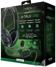DreamGear X-Talk Wired Headset: Black for Xbox One [New ] Xbox One, Bl
