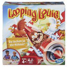 Hasbro Loopin Louie Classic Chicken Chasing Family Fun Board Game Kids Toy