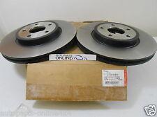 JAGUAR S-TYPE ORIGINAL discos delanteros - Par - c2s42668