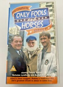 Only Fools And Horses - The Complete Series 7 (VHS, 2000, 2-Tape Set)