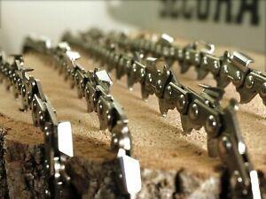 Schwert passend Oleo-Mac 94738cm 0.325 64TG 1,5mm 2 Sägeketten