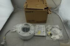 *Open box* Sony SNC-EM602RC 720p POE Outdoor dome Network IP Security Camera