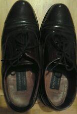 BOSTONIAN CLASSICS Brown Leather Captoe Oxfords sz8D (free shipping)