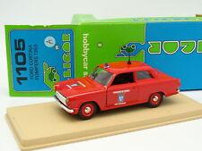 Eligor 1/43 - Ford Cortina Pompieri Moray