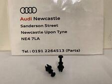 Genuine Audi A3/Q3/Q5 Parcel Shelf String Clips x2 - 8P0862528