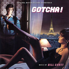 Gotcha - Expanded Score - Limited Edition - Bill Conti