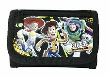 Disney Toy Story Wallet Black Children Boys Girls Wallet Kids Cartoon Coin Purse