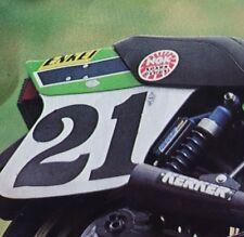 KAWASAKI KZ1000R/ZRX1100/ZRX1200/S1 Eddie Lawson Enkei Pegatinas AMA Superbike