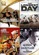Butch Cassidy  The Sundance Kid/The Longest Day/The Sand Pebbles/The Hustler (DV