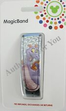 NEW Disney World FIGMENT MagicBand Epcot Spaceship Earth Blue Magic Band