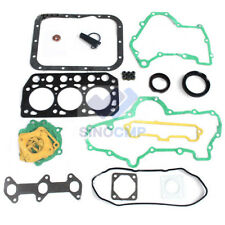 Mitsubishi K3E Engine Gasket Kit For Engine Tractor Loader&Generator