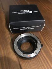 Fujifilm Macro Extensio Tube MCEX-16