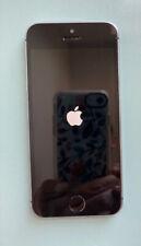 Apple iPhone SE - 64GB - Space Gray