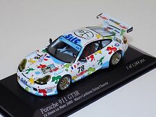 1/43 Minichamps Porsche 911 GT3-R 2000 LeMans Noel Del Bello Racing