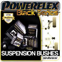MG ZR ALL POWERFLEX BLACK SERIES MOTORSPORT SUSPENSION BUSHES & MOUNTS