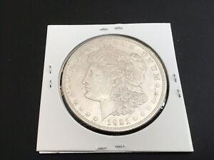 1921   USA Morgan Silver Dollar  EF