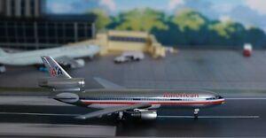 1:400 AeroClassics AMERICAN AIRLINES DC-10-30, N164AA
