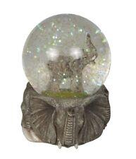Official Ravensden Snow Globe - 8cm - Elephant - Dumbo - NEW - Collectable