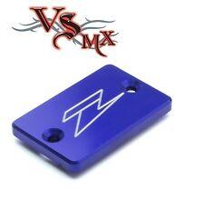 ZETA Front Brake Reservoir Cover Yamaha YZF250 02-06 YZF426/450 02-07 BLUE