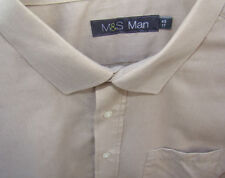 Cotton Blend Button Cuff Formal Shirts for Men with Non Iron