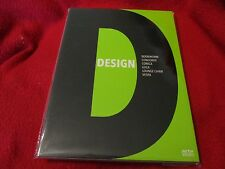 "Dvd ""DESIGN Volume 2"" Bookworm, Concorde, Conica, Leica, Lounge chair, Vespa"
