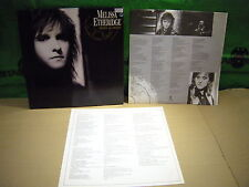 Melissa Etheridge – Brave And Crazy ' LP MINT SPAIN PRESS