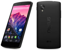 "4.95"" Unlocked LG Nexus 5 D821 4G LTE 32GB 8MP Android Smartphone GPS Black"