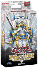 Yugioh Wave of Light English Structure Deck (41 Cards) Factory Sealed