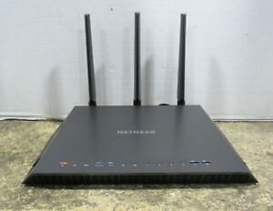 NETGEAR D7000 NightHawk AC1900 Wireless WIFI VDSL/ADSL Modem Router Tested
