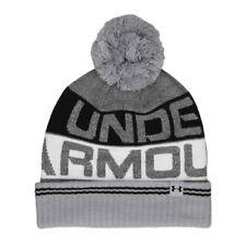 Winter Hat Under Armour Retro Pom 2.0 Beanie Cap 941 size OSFA Woolie Mutze Hut