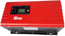 3000w (9000W) pure sine wave power inverter 12v battery charger UPS function