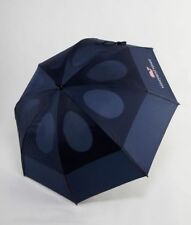 Black Vineyard Vines GustBuster  48-Inch Automatic Golf Umbrella Black