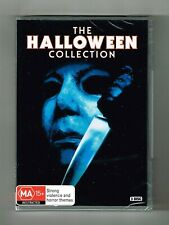 The Halloween Dvd (3-Movie Collection) 3-Disc Set - Brand New & Sealed