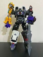 Transformers FansProject Causality M3 Crossfire Intimidator (Menasor) complete