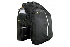 Topeak MTX Trunk Bag DXP TT9635B Rigid Expandable w/ Panniers Bike Pack 1380ci