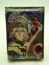 .hack//SIGN Ver. 01 Login DVD
