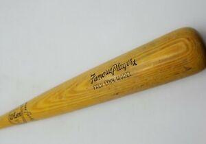 "Wilson Famous Players FRED LYNN Model A1320 Flame Fused Wood Baseball Bat 33"""
