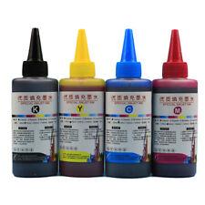 4PCS 100ml Universal Color Ink Refill Kit For HP  PG-245 Printer